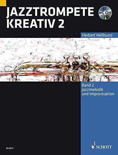 jazztrompete-kreativ-jazzmelodik-und-improvisation-band-2-trompete-ausgabe-mit-cd