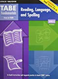 TABE Fundamentals: Student Edition Reading, Language, and Spelling; Level A