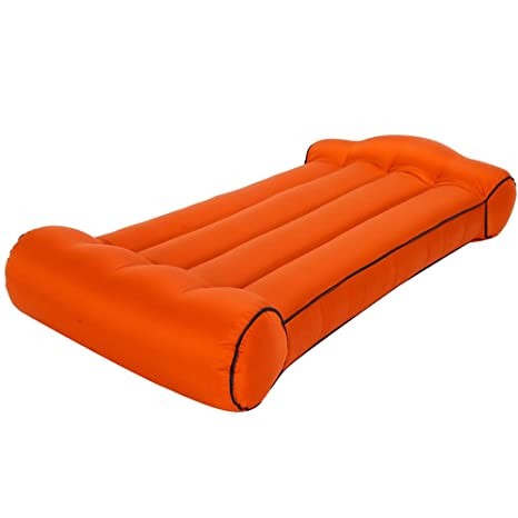 BUUYEJI Inflatable Lounger Chair, Air Sofa Inflatable Couch ...