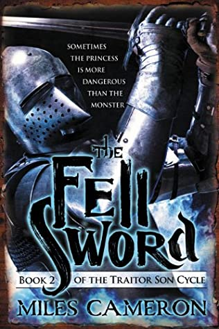 book cover of The Fell Sword