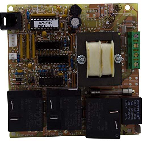 (Balboa 10-175-2215 Circuit Board, Jacuzzi Advantage Analog, R742)