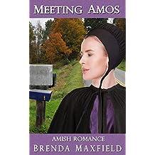 Amish Romance: Meeting Amos (Rebecca's Story  Book 3)