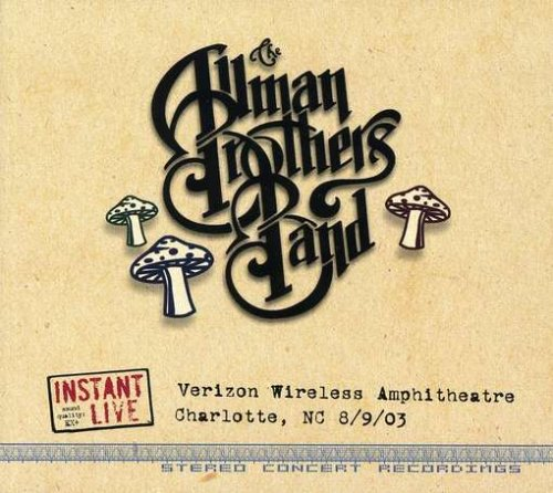 Instant Live: Verizon Wireless Ampitheatre 8/9/03 by Instant Live Rec.