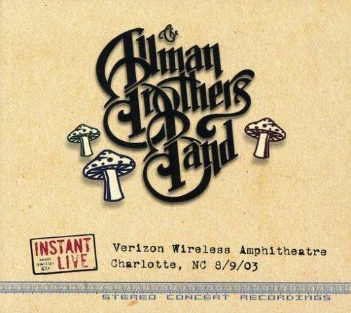Instant Live: Verizon Wireless Ampitheatre 8/9/03
