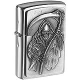 Original Zippo Reapers Curse - Sensenmann - Dark side