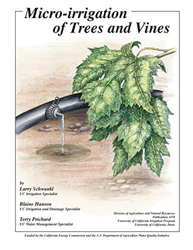 Micro-Irrigation of Trees and Vines