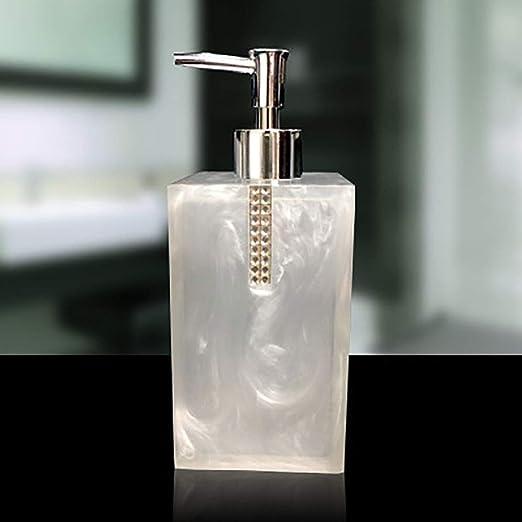 FJNS 500ML / 16.9A onzas,Dosificador Jabon Baño,baño casero Ducha ...