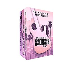 D.O.R.K. Series Box Set: Diary of a Rocker's Kid, The Sister Code, Twin Wars by [Allison, Haley]