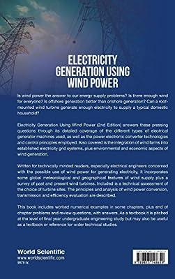 Electricity Generation Using Wind Power: William Shepherd
