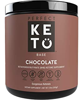 Amazon com: Perfect Keto Chocolate Protein Powder: Collagen Peptides