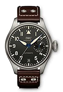 IWC Big Pilots Automatic Black Dial Men's Watch Item No. IW501004