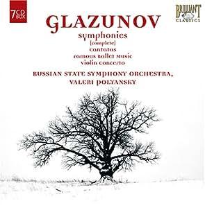 Glazunov: Symphonies & Other Orchestral Works