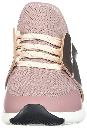 Dolce Vita Damen Braun Sneaker Rose Gold stricken