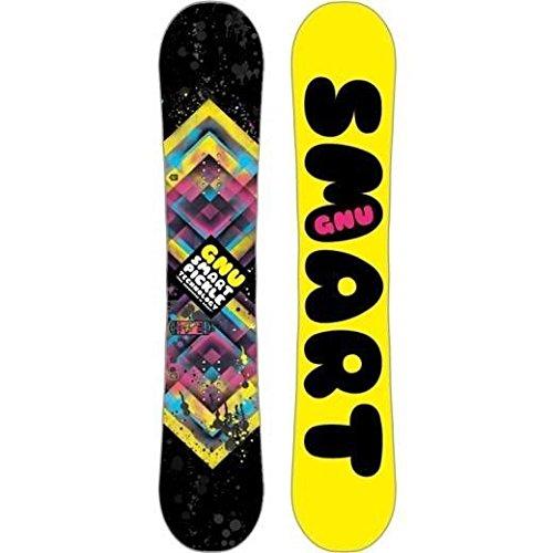 Gnu 2014 Smart Girl PBTX 152cm Women's Snowboard ()
