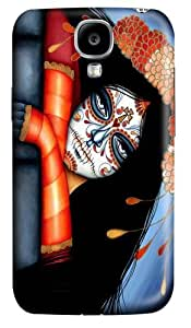 In my Time of Dying Polycarbonate Hard Case Cover for Samsung Galaxy S4/Samsung Galaxy I9500 3D