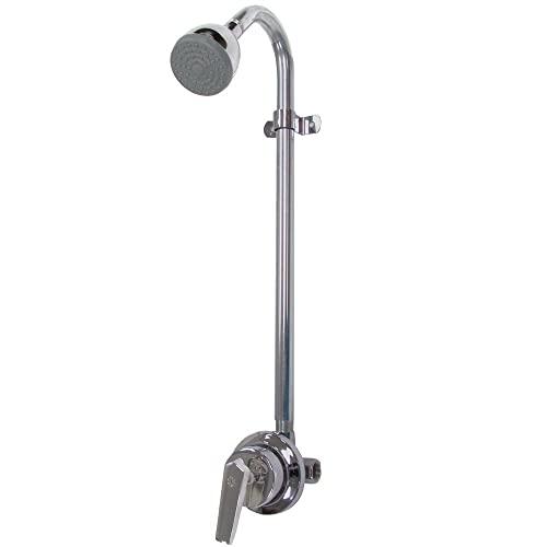 Exposed Pipe Shower System: Amazon.com