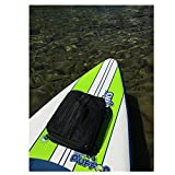 Paddle Board Cooler By Paddle Board Accessories Company (Black)