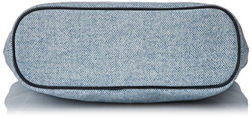 y Azul x cm Mujer 30 37 Shopper Bolso Indigo Timberland de x Vintage 11 TB0M3150 Hombro A8qOHCnwEx