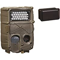 Cuddeback 20MP X-Change Bonus (Black Flash & IR) Model 11339 Game Hunting Camera with Mounting Bracket and Strap