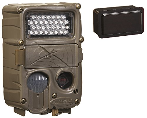 Cuddeback Digital Camera - Cuddeback 20MP X-Change Bonus (Black Flash & IR) Model 11339 Game Hunting Camera with Mounting Bracket and Strap