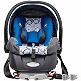 Evenflo Embrace Select Infant Car Seat with Sure Safe Installation, Ashton