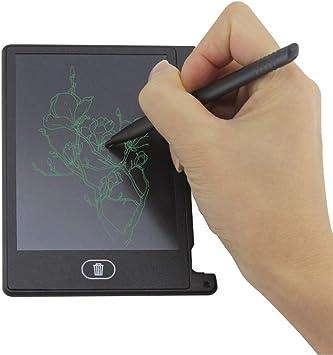 Pink Foshin 1 PC 4.4inch LCD Writing Pad Tablet Drawing Memo Board Kids Mini Writing Pad