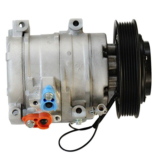 New AC Compressor & AC Clutch for 03-08 Toyota Corolla/Matrix 883202B42084 Replacement ()