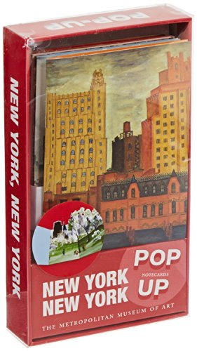 Metropolitan Museum Of Art Boxed Pop-Up Notecards, New York New York Photo #3