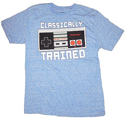 Nintendo Classically Trained Graphic T Shirt