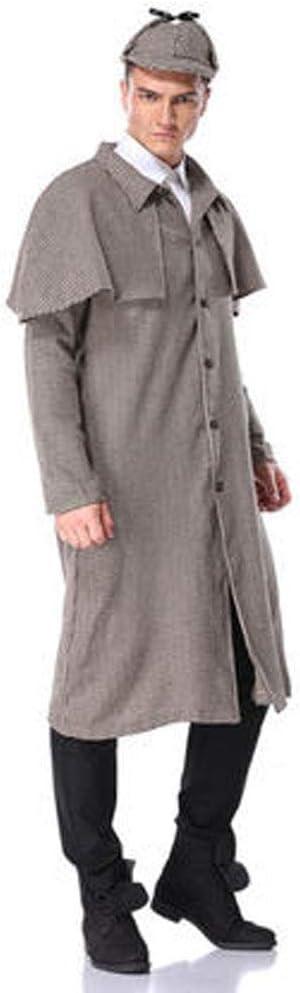 JACKII Sherlock Holmes Disfraz Detective Detective Actuación ...