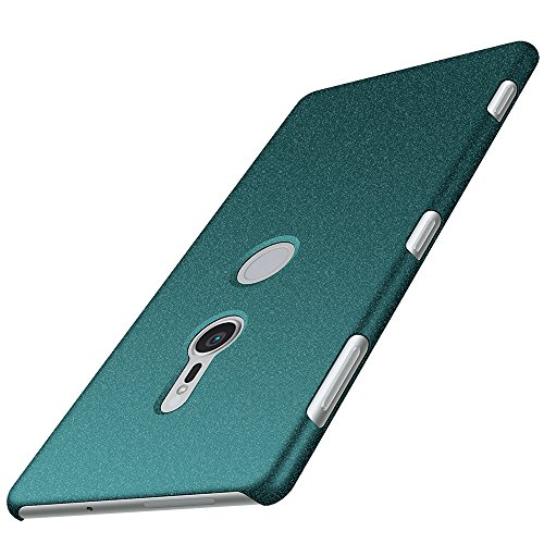 Anccer Sony Xperia XZ2 Case [Colorful Series] [Ultra-Thin] [Anti-Drop] Premium Material Slim Full Protection Cover for Sony Xperia XZ2 2018 (Gravel Green)