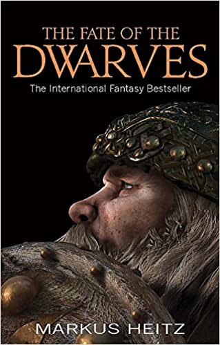 Image result for dwarves 4 markus heitz