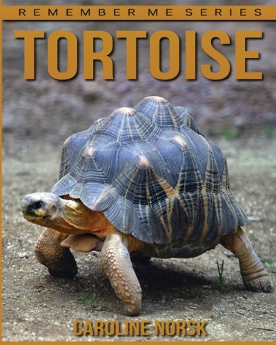 Tortoise: Amazing Photos & Fun Facts Book About Tortoise For Kids (Remember Me - Kids Tortoise For