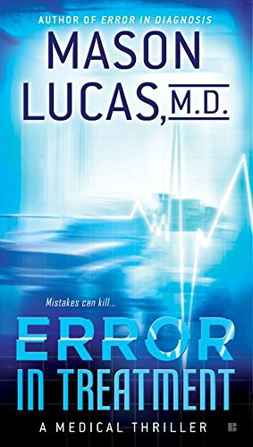 book cover of Error in Treatment