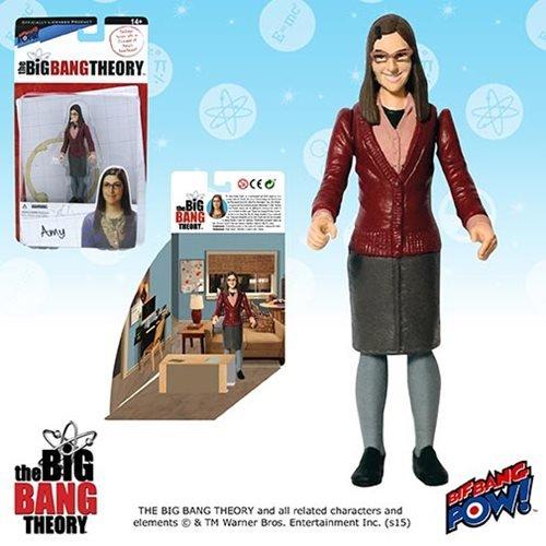The Big Bang Theory Amy Farrah Fowler 3 3/4-Inch Series 1
