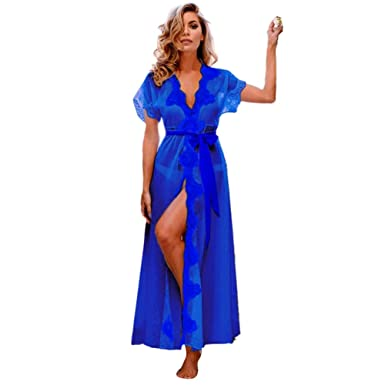 Robe de Nuit Femmes Longue 60760ae05e1