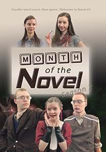 Month of the Novel: Season 2