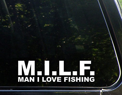 M.I.L.F. Man I Love To Fish (9