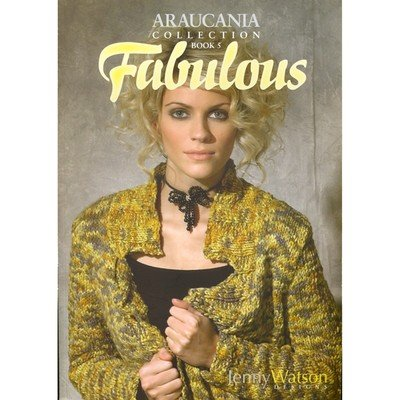 Araucania Patterns Jenny Watson Fabulous Collection 5 ()