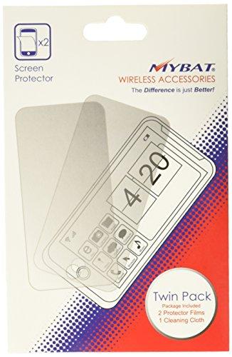 MYBAT MOTXT907LCDSCPRTW LCD Screen Protector for Motorola Droid Razr XT907 - Retail Packaging - Twin Pack