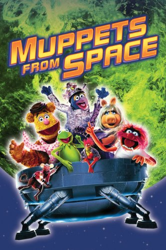 Muppets From Space ()