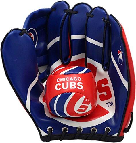 Franklin Sports Chicago Cubs Soft Baseball & Glove Set