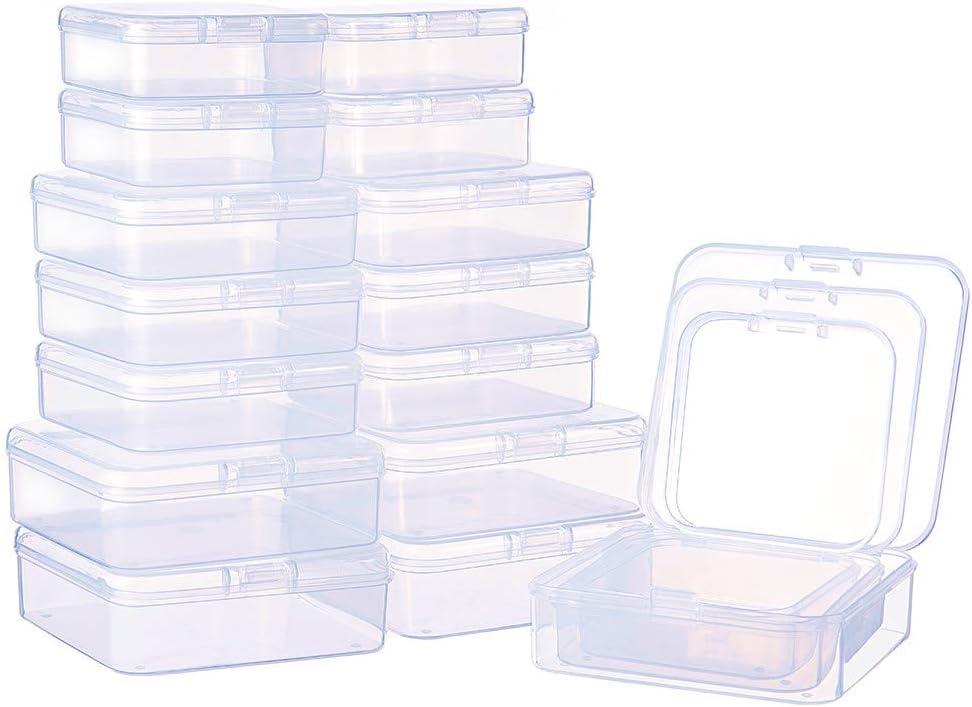 BENECREAT 27 Pack Caja de Contenedores de Almacenamiento de ...