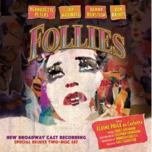 Follies (New Broadway Cast Recording) ()