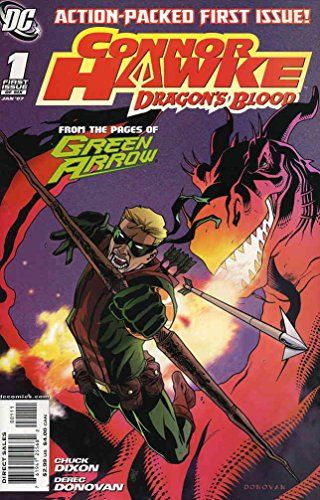 Connor Hawke: Dragon's Blood #1 VF/NM ; DC comic book