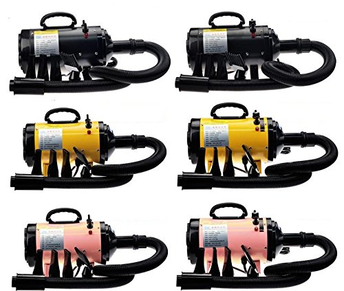 2400W Dog Pet Grooming Dryer Hair Dryer Pet Hairdryer 110V 220V ( 2 speeds and 2 adjustable temperature controls)