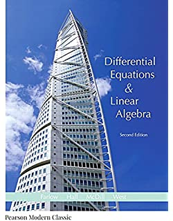 Differential equations and linear algebra 2nd edition stephen w differential equations and linear algebra classic version 2nd edition pearson modern fandeluxe Image collections