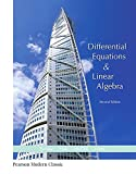 img - for Differential Equations and Linear Algebra (Classic Version) (2nd Edition) (Pearson Modern Classics for Advanced Mathematics Series) book / textbook / text book