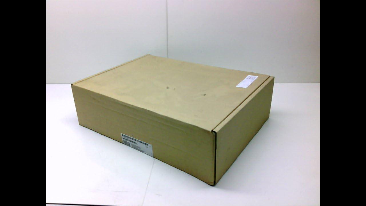 """SIEMENS ORIGINAL MP277 8/"""" FRONT COVER FOR 6AV6643 DAMAGED"""