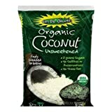 LETS DO ORGANICS COCONUT SHRED UNSWTN ORG, 8 OZ